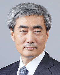 Professor Hyun-Song Shin