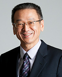 Dr. Sung Cheng Chih (Moderator)